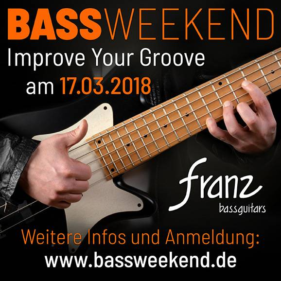 bassweekend flyer